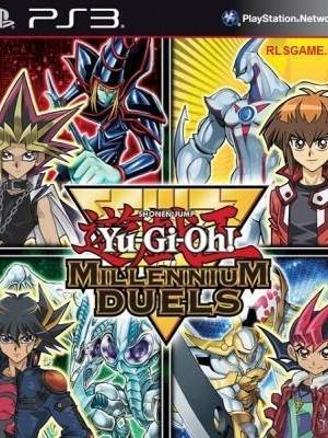 Yu-gi-oh Millennium Duels
