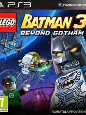 LEGO Batman3 Beyond Gotham ps3