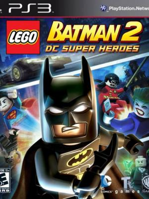 LEGO Batman 2 DC Super Heroe