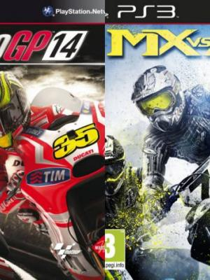 Motogp14 + Mx Vs Atv: Alive