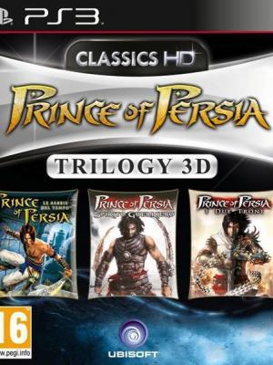 3 juegos en 1 Prince of Persia Trilogy HD