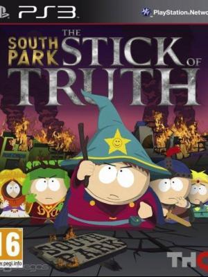 South Park La Vara de la Verdad