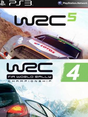 WRC 4-5 FIA WORLD RALLY CHAMPIONSHIP