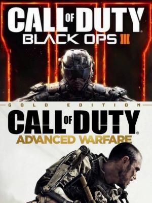 CALL OF DUTY®: BLACK OPS III + CALL OF DUTY ADVANCED WARFARE GOLD EDITION