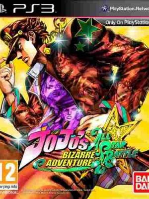 JoJo's Bizarre Adventure All-Star Battle PS3