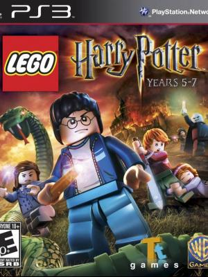 LEGO Harry Potter  Years 5-7 PS3