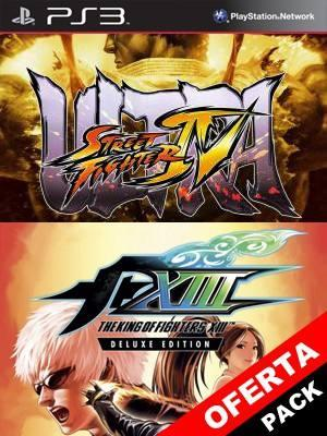 Ultra Street Fighter IV + The King of Fighters XIII
