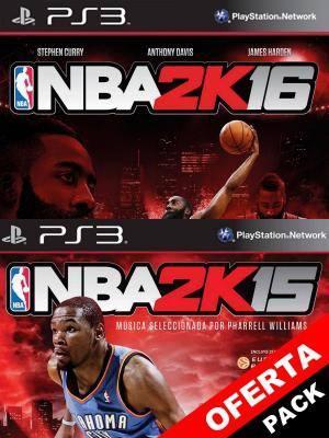 NBA 2K16 y NBA 2K15