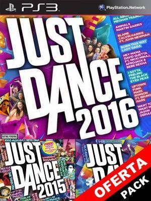Just Dance 2014-2015-2016
