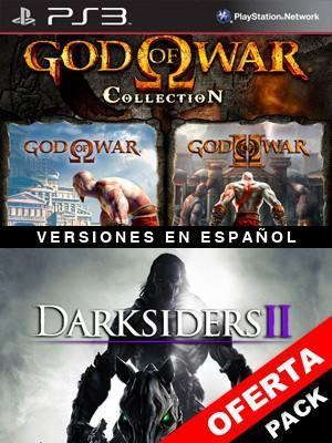God of War Collection Mas Darksiders II