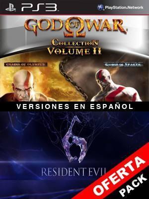 God of War Collection Volume II Mas RESIDENT EVIL 6