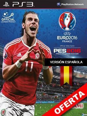 2 Juegos en 1 PES2016 MAS UEFA EURO 2016 Official Video Game