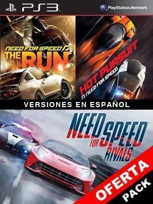 Need for Speed Rivals Mas NEED FOR SPEED THE RUN Mas Need for Speed Hot Pursuit