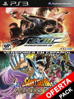 Saint Seiya Soldiers Soul Mas The King of Fighters XIII