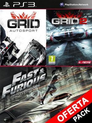 Fast Furious ShowdownMas  GRID Autosport Mas GRID 2