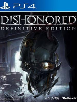 Dishonored Definitive Edition PS4  Para 2 Consolas