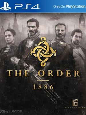 The Order 1886 PS4 PRIMARIA