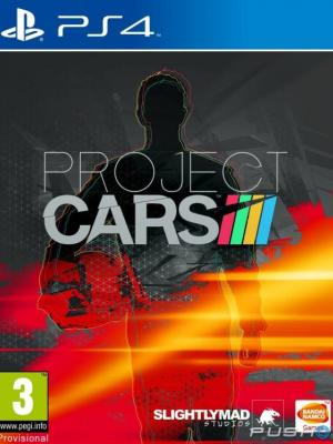 Project CARS PS4 PRIMARIA