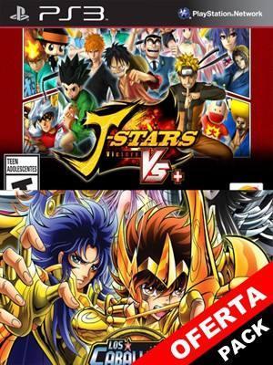 J-stars Victory Vs+ - Saint Seiya Brave Soldiers