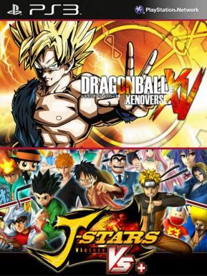 DRAGON BALL XENOVERSE Mas J-Stars Victory VS+ PS3
