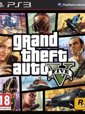 Grand Theft Auto 5 (GTA V) GTA 5 OFERTA LIMITADA