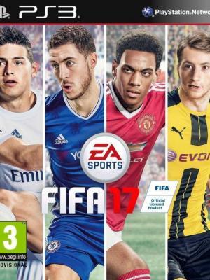 FIFA 17 PS3 Incluye el Pase en Linea