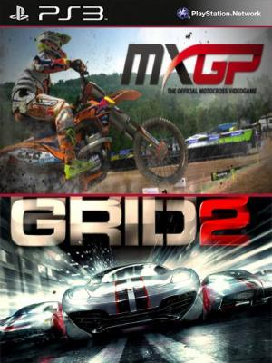 MXGP - The Official Motocross Videogame Mas GRID 2 PS3