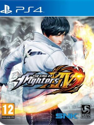 THE KING OF FIGHTERS XIV Ps4 Primaria