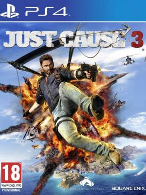 Just Cause 3 ps4 primaria