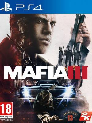 Mafia III ps4 primaria