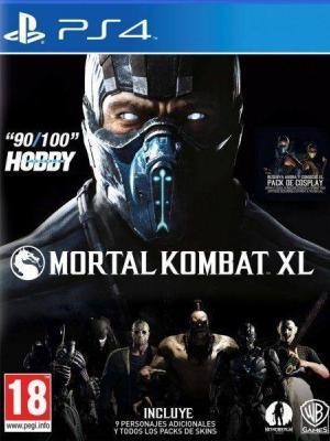 Mortal Kombat XL PS4 PRIMARIA