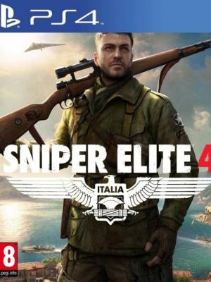 Sniper Elite 4  ps4 Primaria