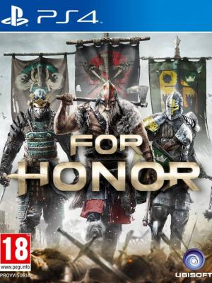 For Honor ps4 primaria