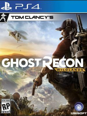 Tom Clancy's Ghost Recon Wildlands Standard Edition ps4 primaria