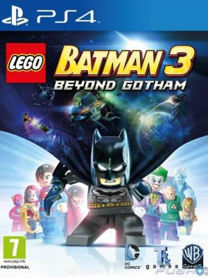 LEGO Batman 3 Beyond Gotham PS4 PRIMARIA