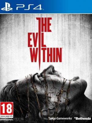 The Evil Within  Ps4 Primaria