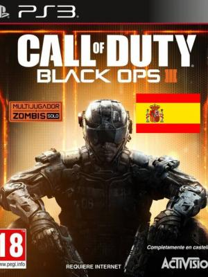 Call of Duty Black Ops III FULL ESPAÑOL Ps3