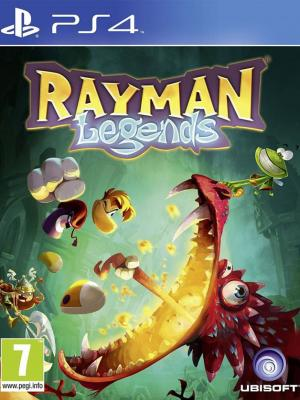 Rayman Legends Ps4 Primaria