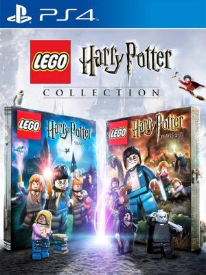 LEGO Harry Potter Collection Ps4 Primaria