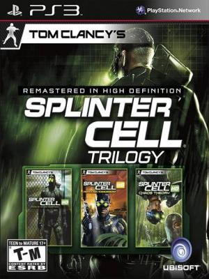 3 juegos en 1 Tom Clancys Splinter Cell HD mas Tom Clancys Splinter Cell Chaos Theory HD mas Tom Clancys Splinter Cell Pandora Tomorrow HD