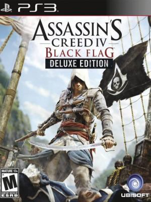 Assassin's Creed® IV Black Flag  Deluxe Edition Ps3