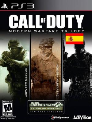 Call Of Duty Modern Warfare Trilogy en Español PS3