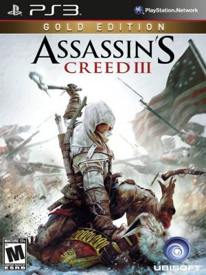 Assassin's Creed III Gold Edition Ps3