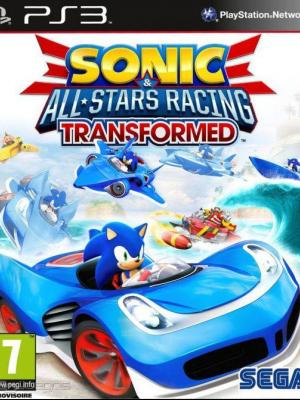 Sonic & All Stars Racing Transformed Ps3 en Español