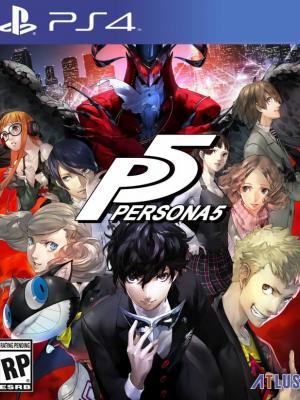 Persona 5 Ps4 Primaria