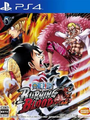 One Piece Burning Blood Ps4 Primaria