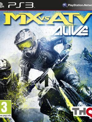 MX VS ATV: ALIVE PS3
