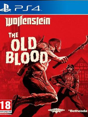 Wolfenstein: The Old Blood Ps4 Primaria