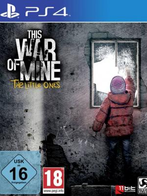 This War of Mine: The Little Ones Ps4 Primaria