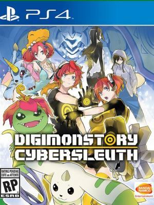 Digimon Story Cyber Sleuth - Digital Edition ps4 primaria